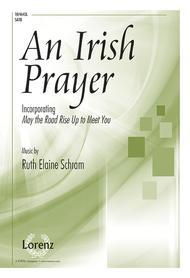 An Irish Prayer Sheet Music by Ruth Elaine Schram