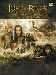Lord of the Rings for Easy Piano Sheet Music by Howard Shore