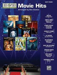 10 for 10 Sheet Music Movie Hits Sheet Music by Dan Coates