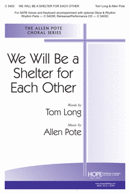 We Will Be a Shelter for Each Other Sheet Music by Allen Pote