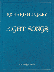 Eight Songs Sheet Music by Richard Hundley