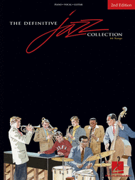 The Definitive Jazz Collection (Piano/Vocal/Guitar) Sheet Music by Various