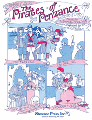 The Pirates of Penzance Sheet Music by Gilbert and Sullivan