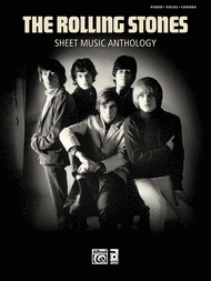 Rolling Stones -- Sheet Music Anthology Sheet Music by The Rolling Stones
