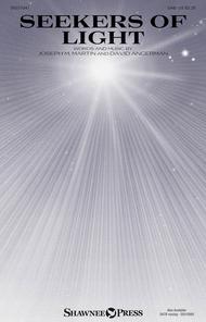Seekers of Light Sheet Music by David Angerman