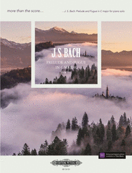 Prelude and Fugue in C Major from The Well-tempered Clavier Sheet Music by Johann Sebastian Bach