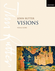 Visions Sheet Music by John Rutter