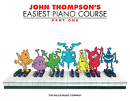 Easiest Piano Course Part One - Book Only Sheet Music by John Thompson