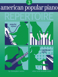 American Popular Piano Repertoire - Level 3 (Book/CD) Sheet Music by Christopher Norton