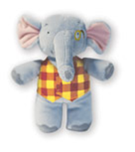 Music for Little Mozarts: Plush Toy -- Elgar E. Elephant Sheet Music by E. L. Lancaster