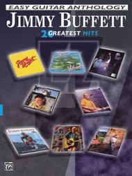 20 Greatest Hits Sheet Music by Jimmy Buffett