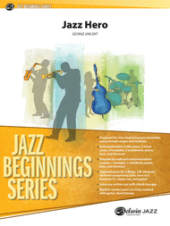 Jazz Hero Sheet Music by George Vincent