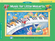 Music for Little Mozarts Music Lesson Book