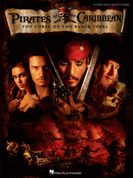 Pirates of the Caribbean - The Curse of the Black Pearl (Piano Solo) Sheet Music by Klaus Badelt