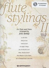 Flute Stylings II Sheet Music by Joel Raney