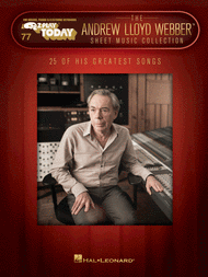 The Andrew Lloyd Webber Sheet Music Collection Sheet Music by Andrew Lloyd Webber