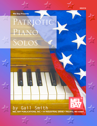 Patriotic Piano Solos Sheet Music by Gail Smith