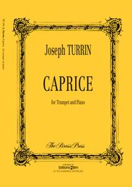 Caprice Sheet Music by Joseph Turrin