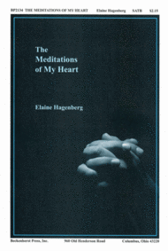 The Meditations of My Heart Sheet Music by Elaine Hagenberg