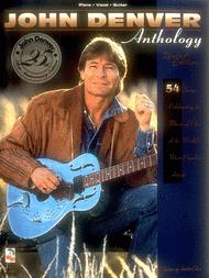 Anthology Sheet Music by John Denver