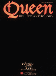 Deluxe Anthology Sheet Music by Queen