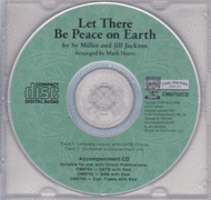 Let There Be Peace on Earth Sheet Music by Jill Jackson Sy Miller
