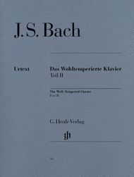 The Well-Tempered Clavier - Book II