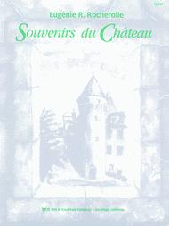 Souvenirs Du Chateau Sheet Music by Eugenie R. Rocherolle