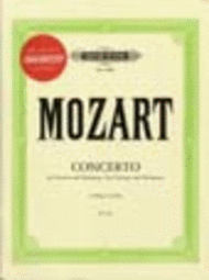 Concerto No. 5 in A K219 Sheet Music by Wolfgang Amadeus Mozart