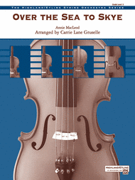 Over the Sea to Skye Sheet Music by Carrie Lane Gruselle