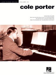 Cole Porter Sheet Music by Cole Porter