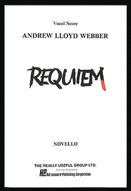 Requiem Sheet Music by Andrew Lloyd Webber