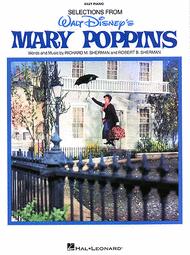 Mary Poppins - Easy Piano Sheet Music by Richard M. Sherman