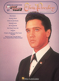 E-Z Play Today #97 - Elvis Presley: Songs of Inspiration Sheet Music by Elvis Presley