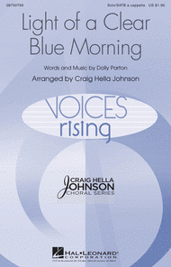 Light of a Clear Blue Morning Sheet Music by Dolly Parton