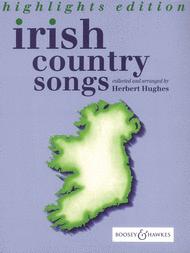 Irish Country Songs Sheet Music by Herbert Hughes