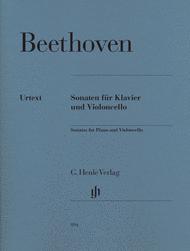 Beethoven: Sonatas For Piano And Violoncello