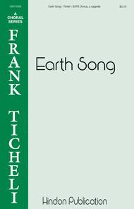 Earth Song Sheet Music by Frank Ticheli
