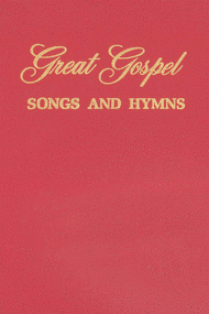 Great Gospel - Songs and Hymns Sheet Music by Various