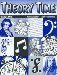 Theory Time Grade 1 Workbook Sheet Music by Heather Rathnau