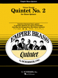 Quintet No. 2 Sheet Music by Empire Brass
