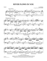 River Flows In You - Piano Sheet Music by Larry Moore
