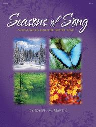 Seasons of Song Sheet Music by Joseph M. Martin