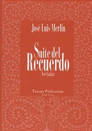 Suite Del Recuerdo - Guitar Sheet Music by Jose Luis Merlin