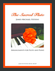 The Sacred Flute (Solo Flute and Piano) Sheet Music by Various