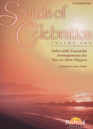 Sounds of Celebration (Volume Two) - Piano/Rhythm Sheet Music by Stan Pethel