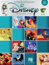 Contemporary Disney - 3rd Edition Sheet Music by Various