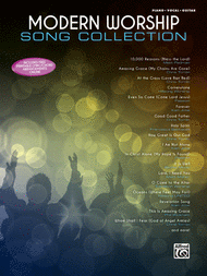 Modern Worship Song Collection Sheet Music by composers