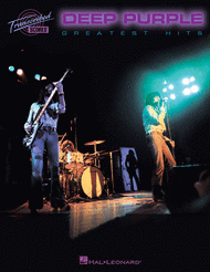 Greatest Hits Sheet Music by Deep Purple