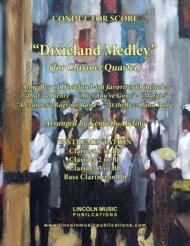 Dixieland Medley (for Clarinet Quartet) Sheet Music by Various?